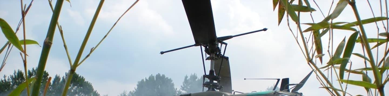 Vrtulníky ve válce