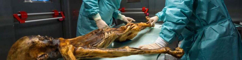 Ötzi: Archeologická detektivka