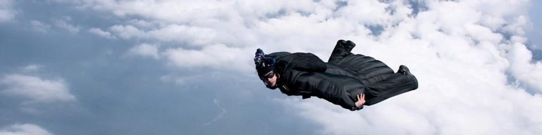Jeb Corliss: Létající muž