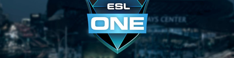 ESL One New York 2016