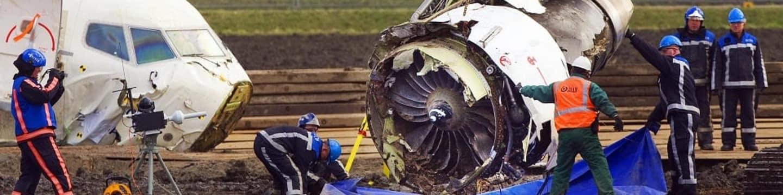 Letecké nehody: Přísně tajné
