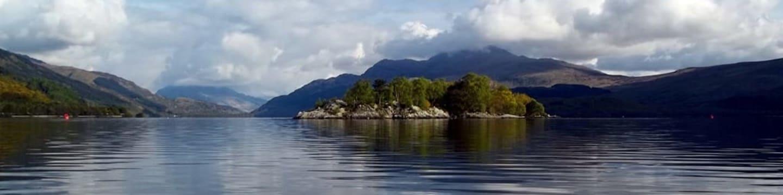Loch Lomond: Rok v divočině
