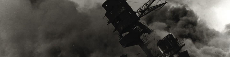 Pearl Harbor: Záhada prvního výstřelu