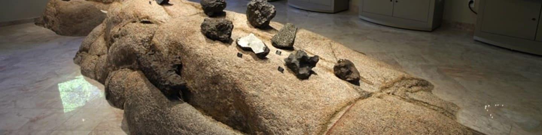 Kamenná paměť Země
