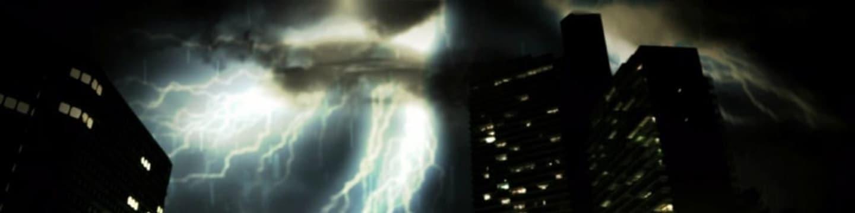 Vesmírné bouře