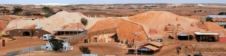 Jak těžba stvořila Austrálii