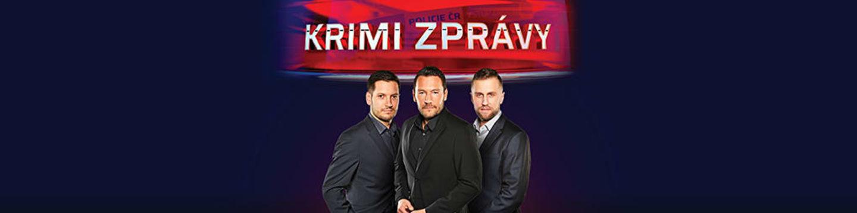 Titulka Krimi zprávy