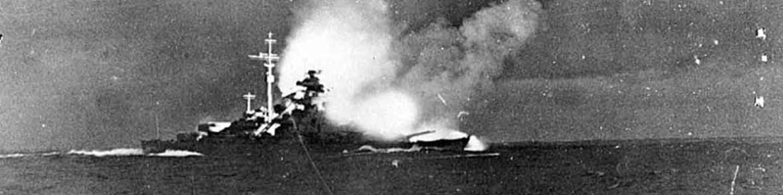Hood a Bismarck: Souboj křižníků
