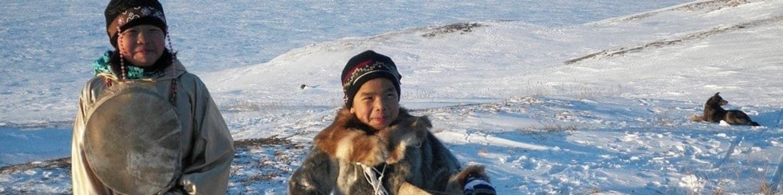 Děti tundry: Život v říši ledu