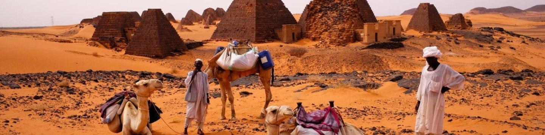 Pěšky podél Nilu