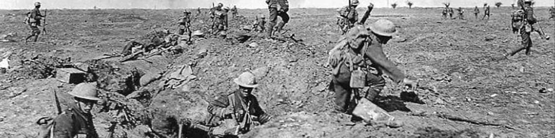 Velké bitvy 1. světové války