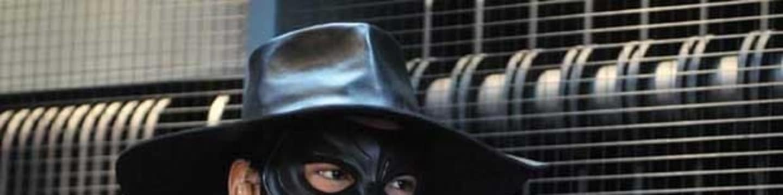 Mstitel s černou maskou