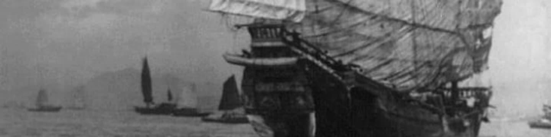 Ztracená flotila staré Číny