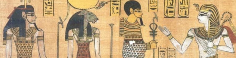 Ramses III. - Mytický faraón
