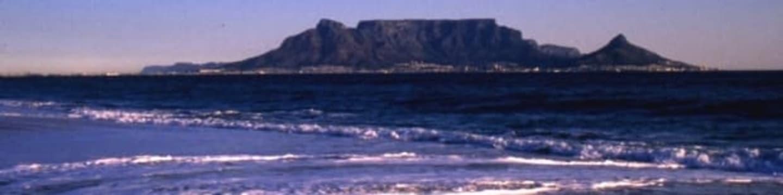 Jižní Afrika: Země naděje