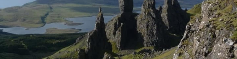 Rozmanité Skotsko