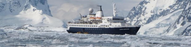 Antarktida v ohrožení