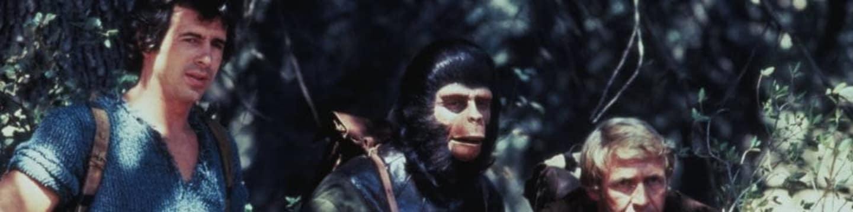 Zapomenuté město na Planetě opic