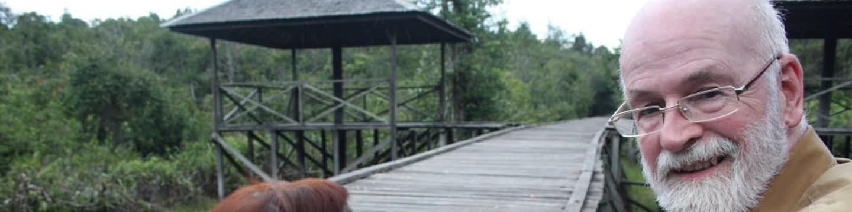 Terry Pratchett: Cesta za orangutany