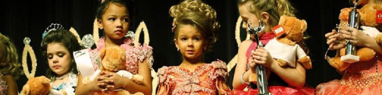 Malé královny krásy