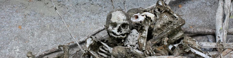 Ztracené papuánské mumie