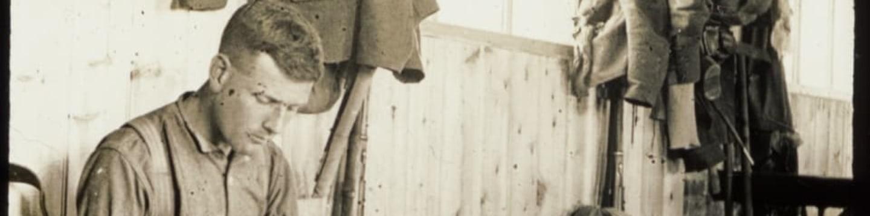 Muž, který fotil velkou válku