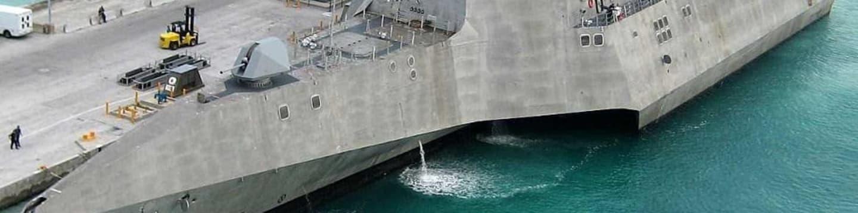 Válečná loď 21. století