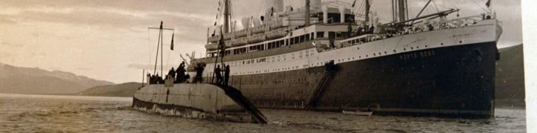 Ponorkou na severní pól