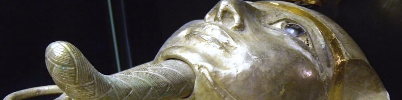 Tajemství stříbrného faraona