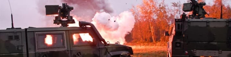 Pyrotechnická hlídka: Afghánistán