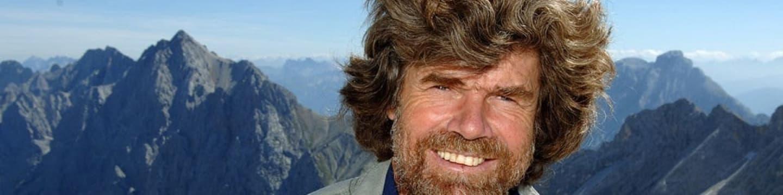 Alpami s Reinholdem Messnerem