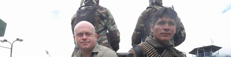 Ross Kemp: Bitva o Amazonii