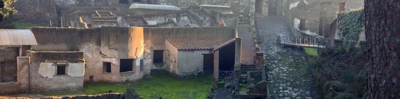 Druhé Pompeje: Život a smrt v Herculaneu
