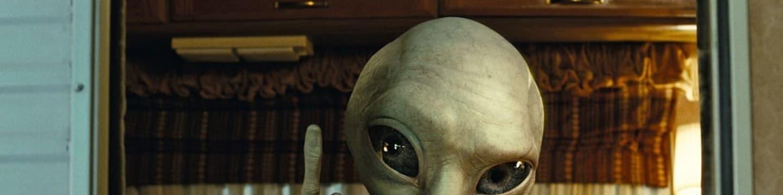 Srážka s mimozemšťanem