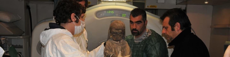 Tajemství dětské mumie
