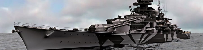 Tirpitz: Boj proti Hitlerově superlodi