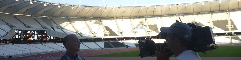 Tony Robinson: Olympiáda a dějiny