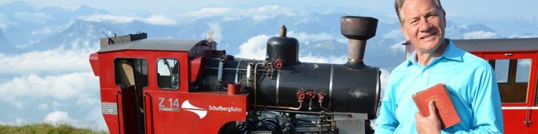 Velké vlakové putování