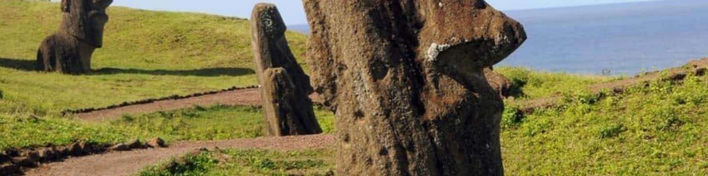 Ztracený ráj Rapa Nui